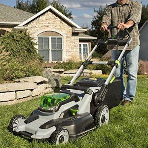 best cordless lawn mower