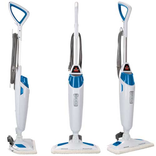 Bissell 1940 Steam Mop Review