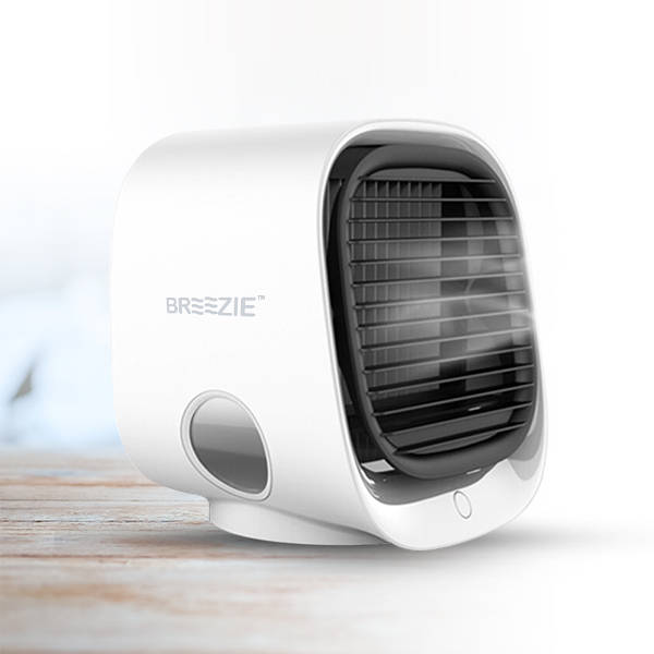 breezie quiet mini air cooler