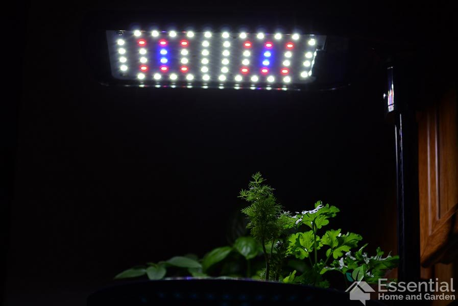 aerogarden grow light