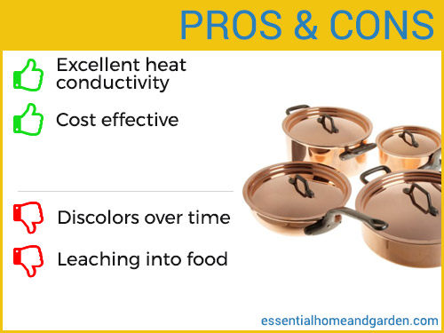 aluminium cookware pros and cons