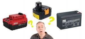 cordless tool battery guide