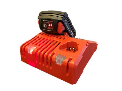 charging li-ion battery