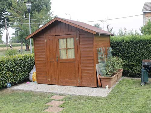garden shed security tips
