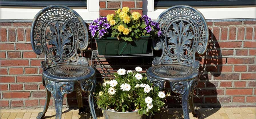 ideas to liven up your patio