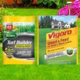 scotts lawn fertilizer