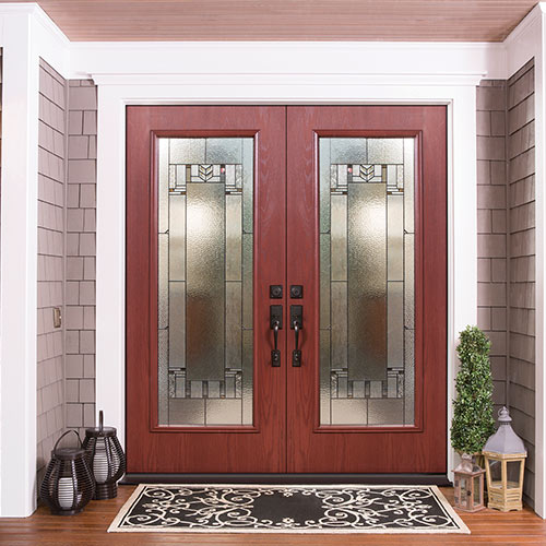 Transform Your Entryway With Decorative Glass