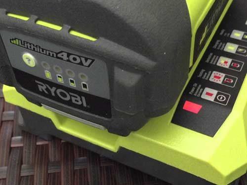 ryobi 40v battery problems