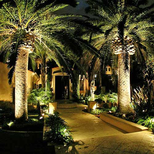 Residential Landscape Lighting - Transform Your Yard Into A Beautiful Space For Entertaining