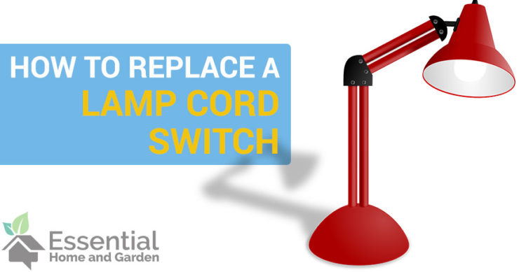 how to install a lamp cord switch