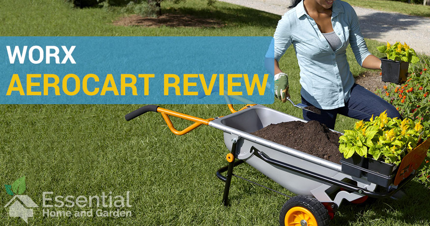 worx aerocart review