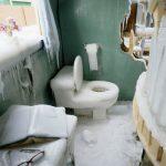 bathroom heater