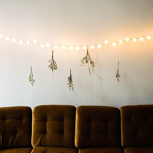 How To Make DIY Ping Pong Ball Lights
