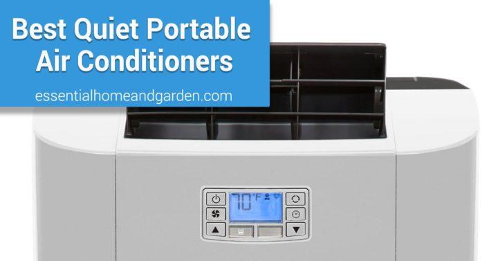 best quiet portable air conditioner