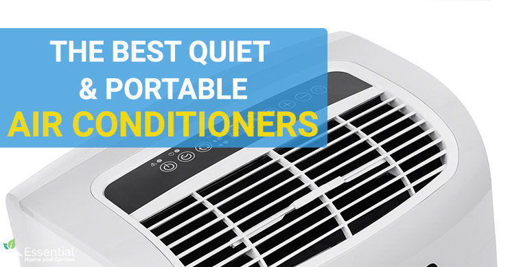 best quiet portable air conditioners