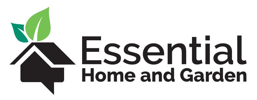 essential home and garden logo