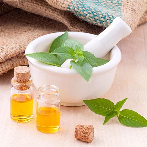 skin care garden