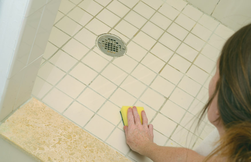 How To Remove Mold From The Shower Quickly and Easily