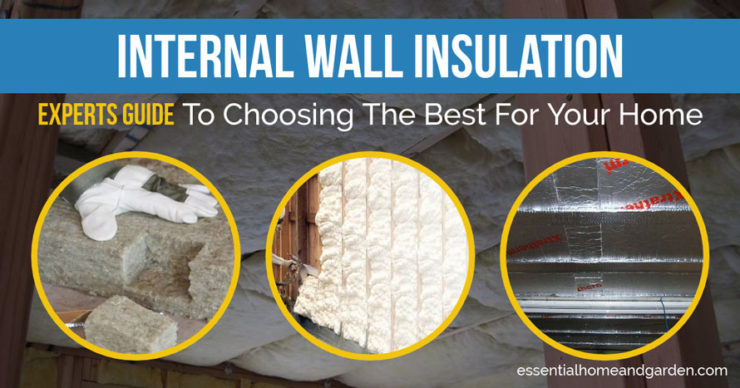 best internal wall insulations