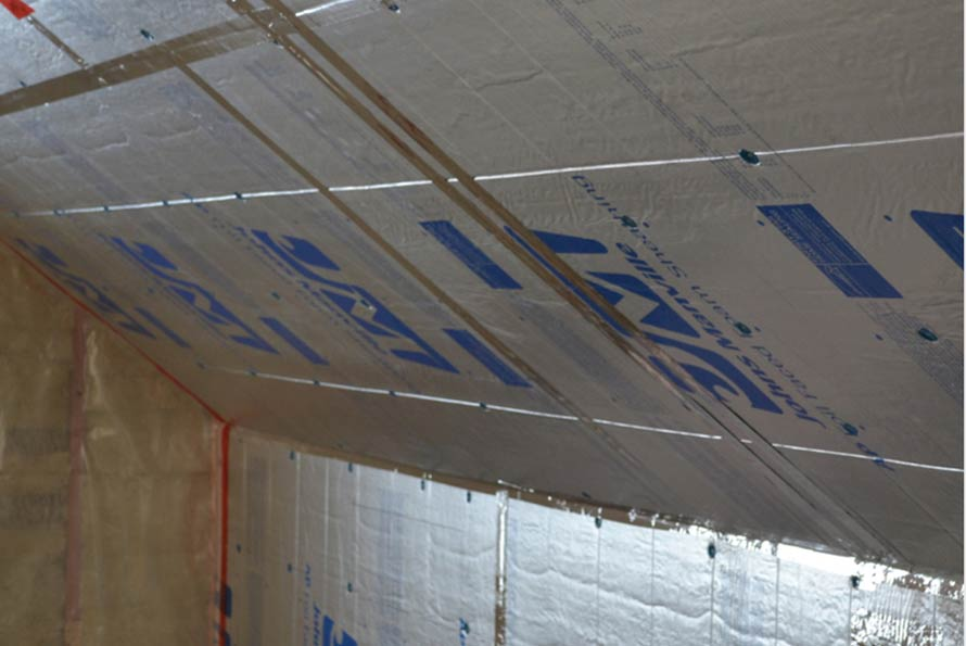 rigid board insulation