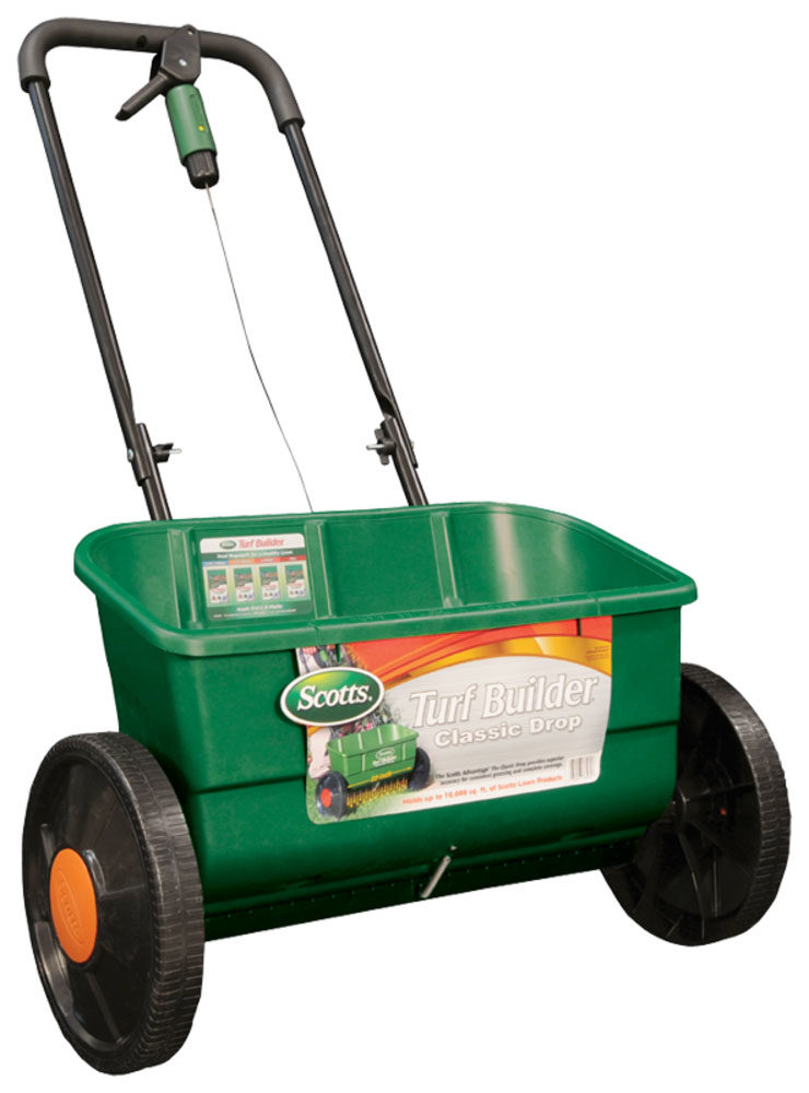 scotts classic drop spreader