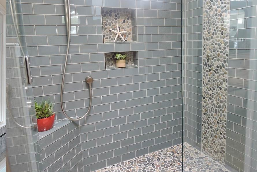 4 shower wall options for your next bathroom renovation 11557