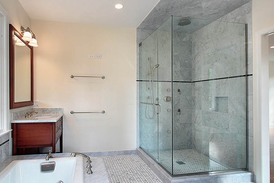 4 Shower Wall Options For Your Next Bathroom Renovation
