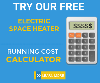 ELECTRIC HEATER COST CALCULATOR