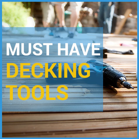 decking installation tools