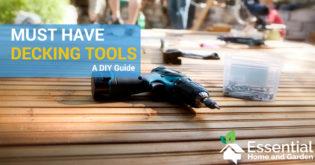 decking tools