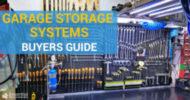 best garage storage systems