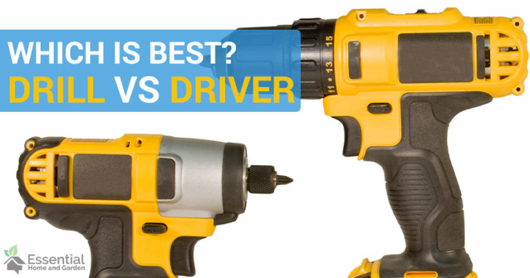 impact driver vs drill