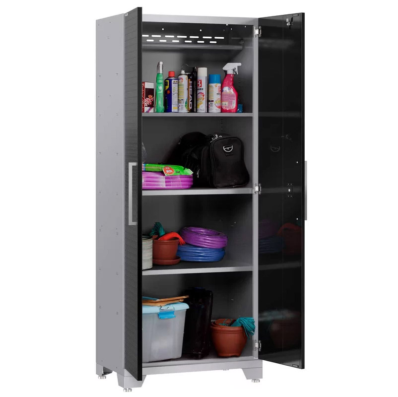 newage 14 piece garage storage cabinet set