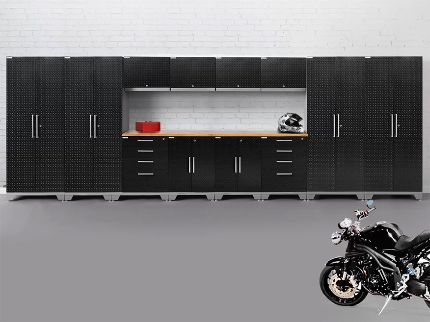 The Best Garage Storage Systems For 2019 Tidy Tools