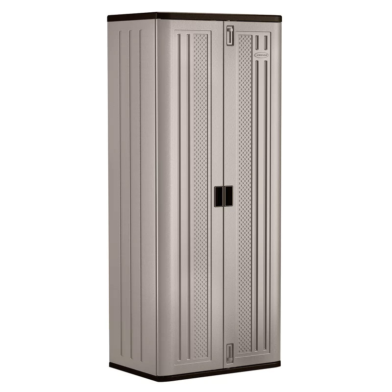 suncast garage storage cabinet