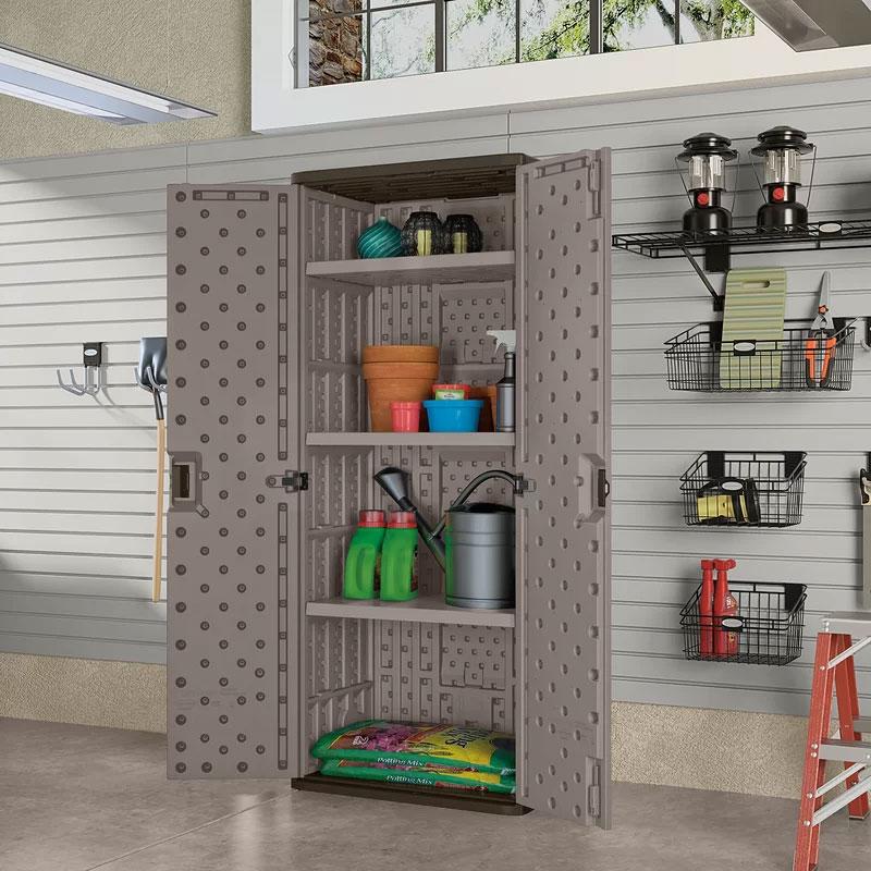 suncast storage cabinet