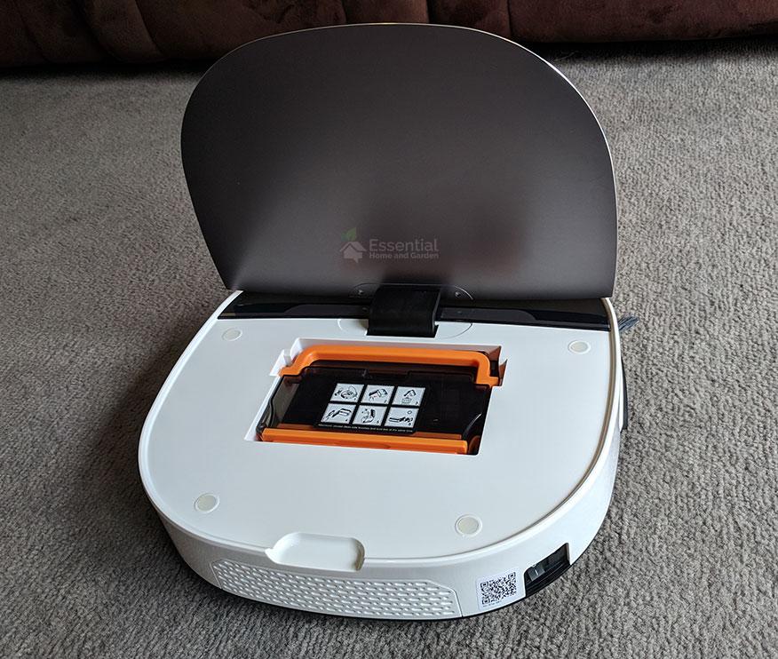 Minsu NV01 dustbin box