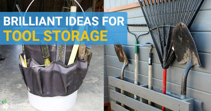 Astonishing 12 Tool Storage Ideas Keep Your Workshop Tidy Essential Creativecarmelina Interior Chair Design Creativecarmelinacom