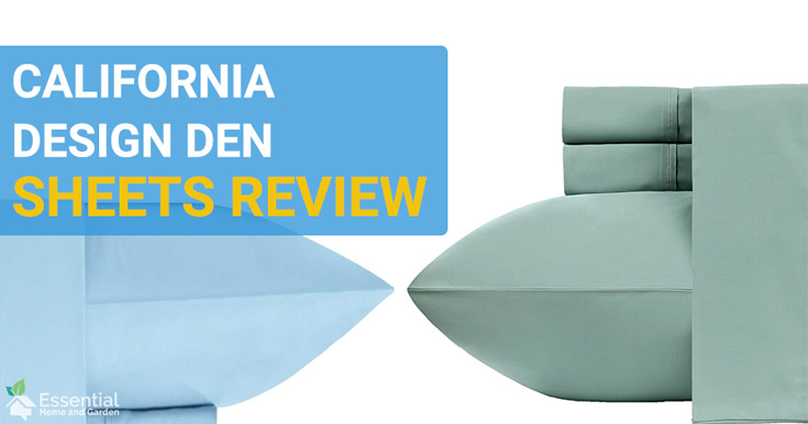 california design den sheets