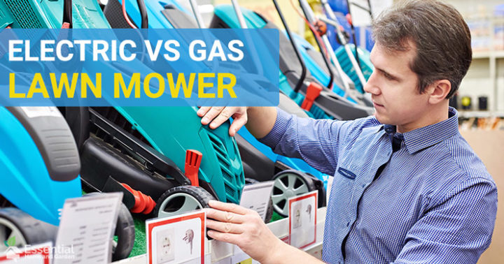 Electric Vs Gas Lawn Mower - Which Is Best?