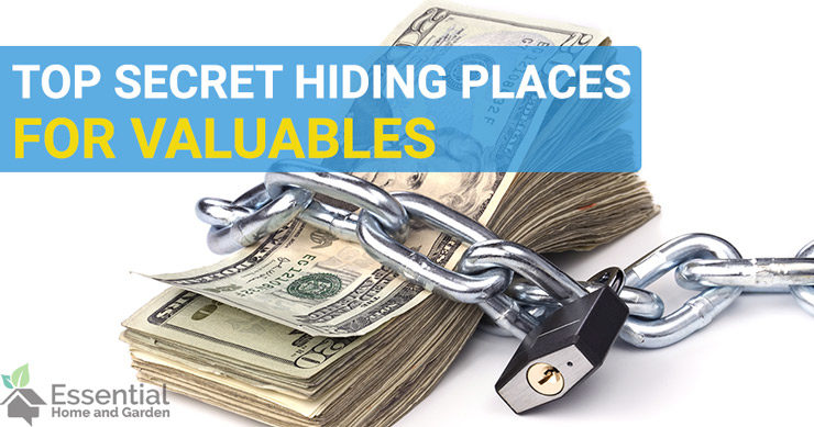 secret hiding places for valuables