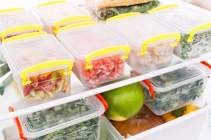 secret hiding spot in freezer