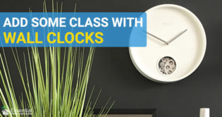 Types of Wall Clocks That Add Some Class To Your Home