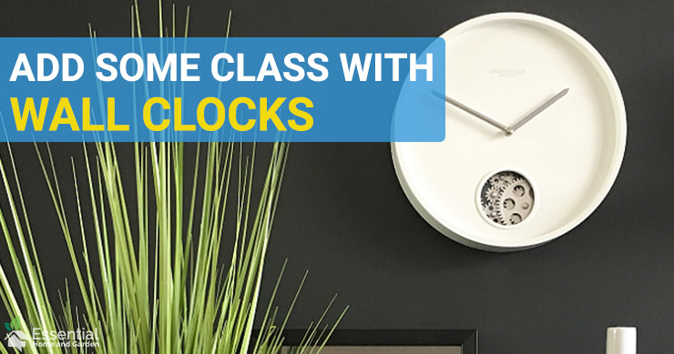 types of wall clocks