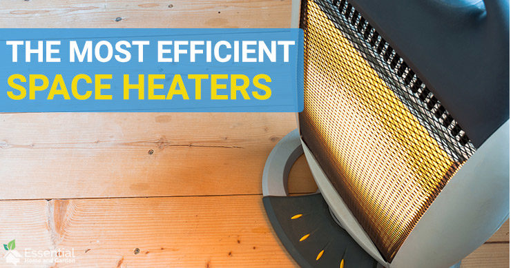 most efficient space heaters