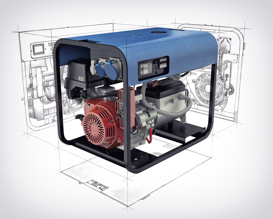 backup generator for home