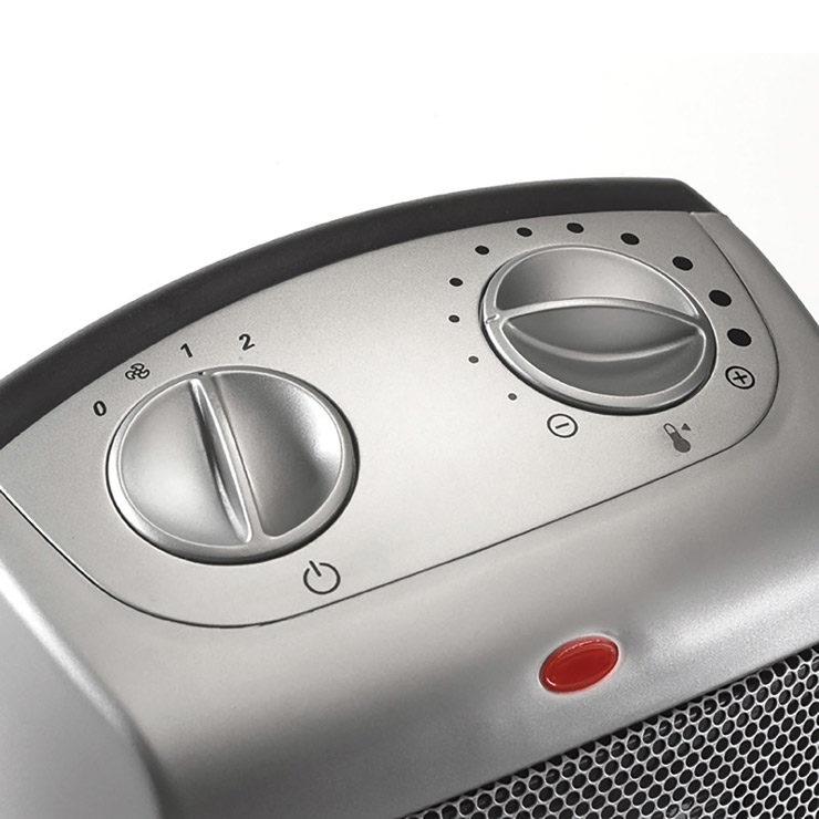 lasko classic design heating controls