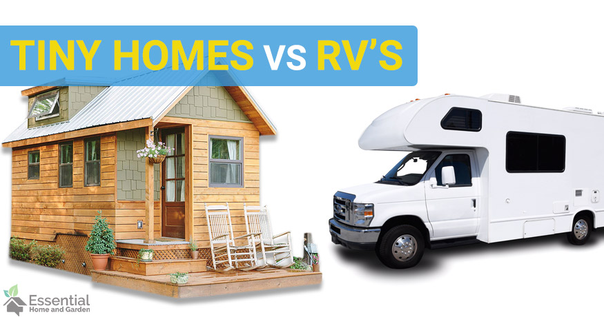 tiny house vs RV