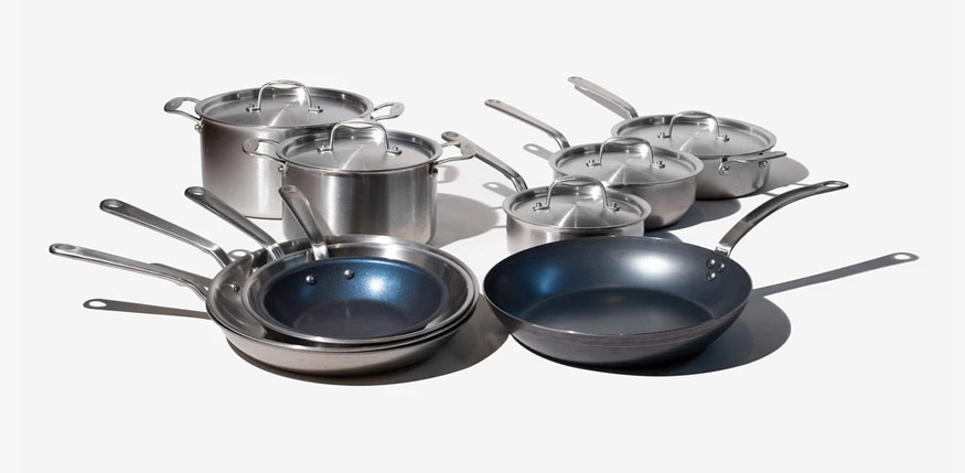 made in cookware executive chef set