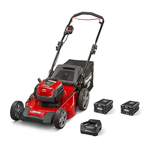 snapper xd 82v mower